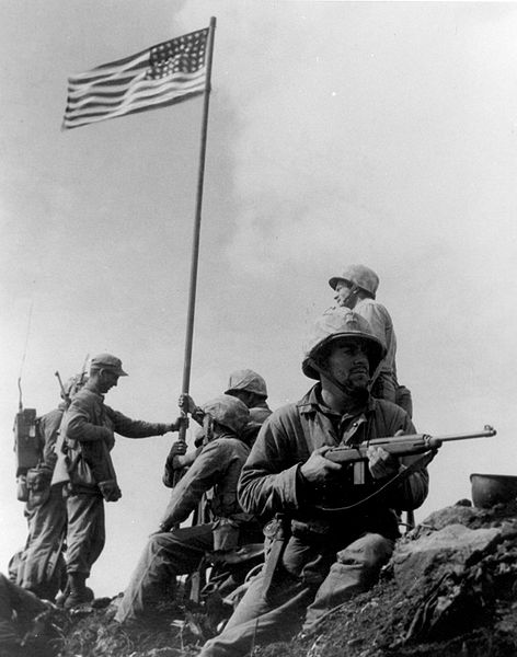 First_Iwo_Jima_Flag_Raising