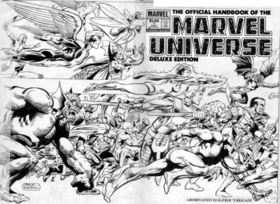 byrne_ohotmu_deluxe_1_cover-marvel univers