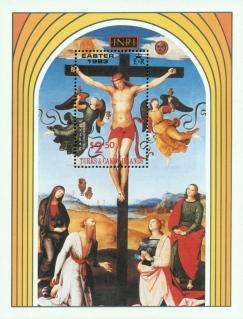 Pic. 6: Mond or Gavari Crucifixion
